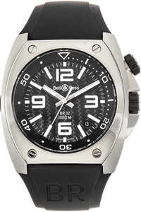 BR 02 Stainless Steel Automatic