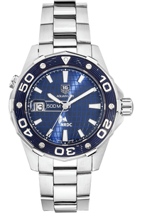 Aquaracer Calibre 5 NRDC Edition Stainless Steel Automatic