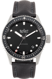 Fifty Fathoms Bathyscaphe Titanium Automatic