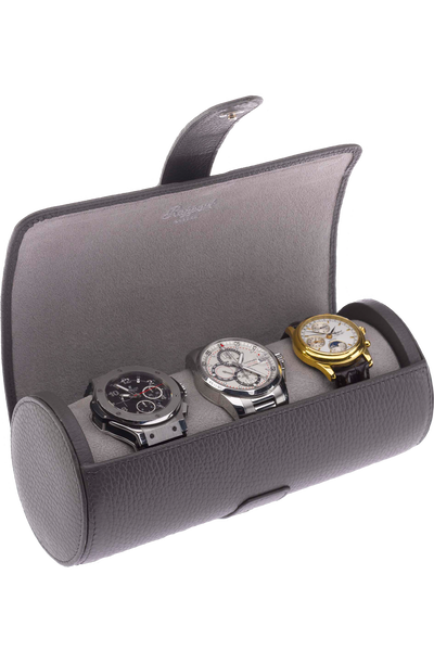 Grey Berkeley Watch Roll
