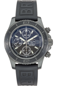 SuperOcean II Chronograph Limited DLC Stainless Steel Automatic