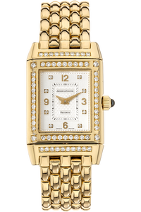 Reverso Joaillerie Yellow Gold Manual
