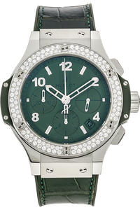 Big Bang Tutti Frutti Chronograph Stainless Steel Automatic