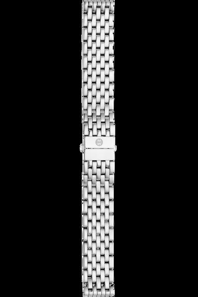 Caber 7 Link Stainless Steel Bracelet