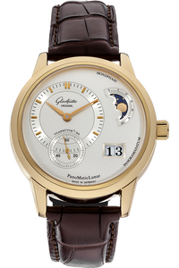 PanoMaticLunar Yellow Gold Automatic