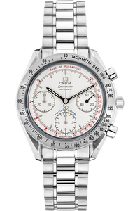 Speedmaster Reduced Torino Olympics Edition Stainless Steel Automatic
