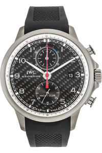Portuguese Yacht Club Chronograph Special Edition Titanium Automatic