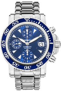 Meisterstuck Sport Chronograph Stainless Steel Automatic