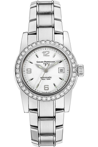 "Lady ""F"" Stainless Steel Automatic"