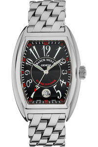 Conquistador Stainless Steel Automatic