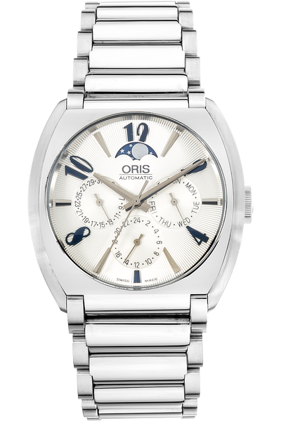 pre owned oris frank sinatra 581 7572 4061 mb