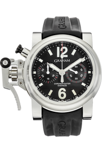 Chronofighter Oversize Stainless Steel Automatic