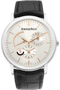 Jules Audemars Dual Time White Gold Automatic