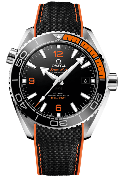 Seamaster Planet Ocean 600 M Omega Co-Axial Master Chronometer - 43MM