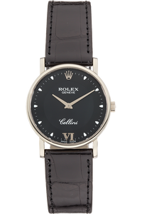 Cellini White Gold Manual