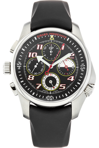 R&D 01 Chronograph Stainless Steel Automatic