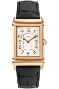 Grande Reverso Lady Ultra Thin Duetto Duo Rose Gold Manual