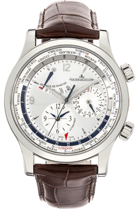 Master World Geographic Stainless Steel Automatic