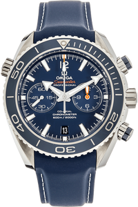 Seamaster Planet Ocean Co-Axial Chronograph Titanium Automatic