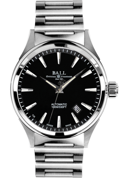 Ball watch fireman victory nm2098c s3j bk for Ball watches