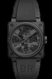 BR03-92 Black Camo