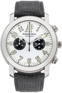 Jules Audemars Chronograph Limited Edition Titanium Automatic