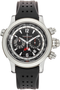 Master Compressor Extreme World Chronograph Stainless Steel