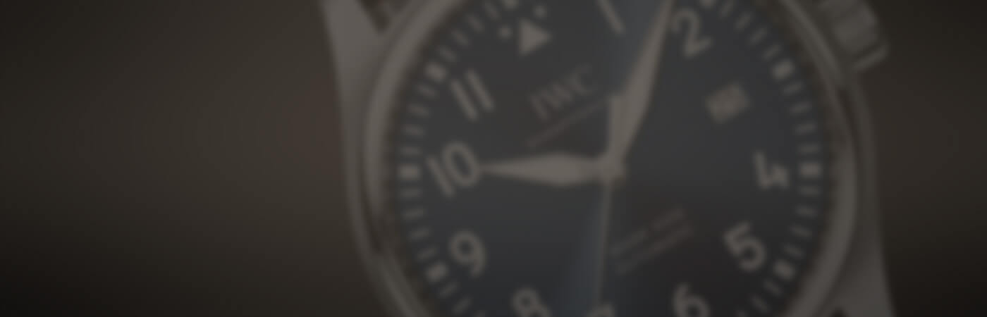 IWC Pilot's Watches Collection