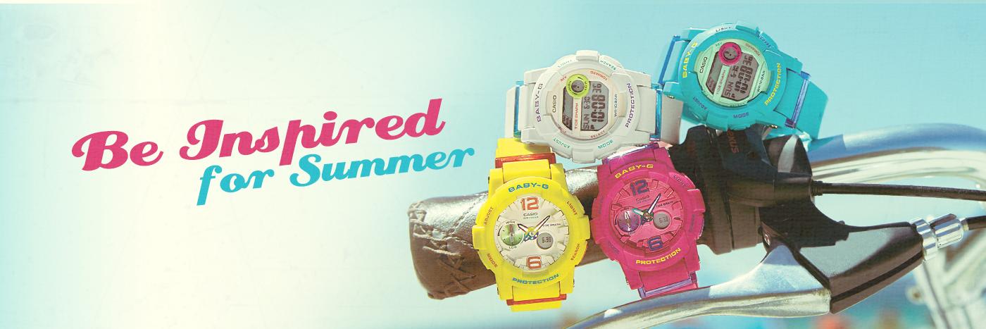 Baby-G Watch Brand