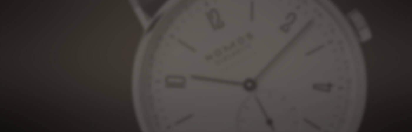 Tourneau is an Authorized NOMOS Glashütte Watch Retailer.