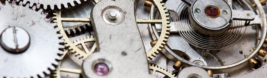 Manual watch movement