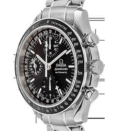 Certified Pre-Owned Omega Speedmaster Watch