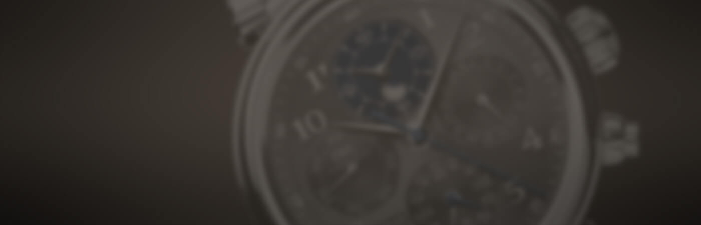 IWC Da Vinci Collection