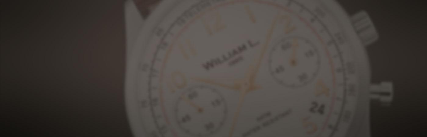William L. 1985 Watches