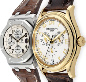 pre owned and vintage watches certified authentic