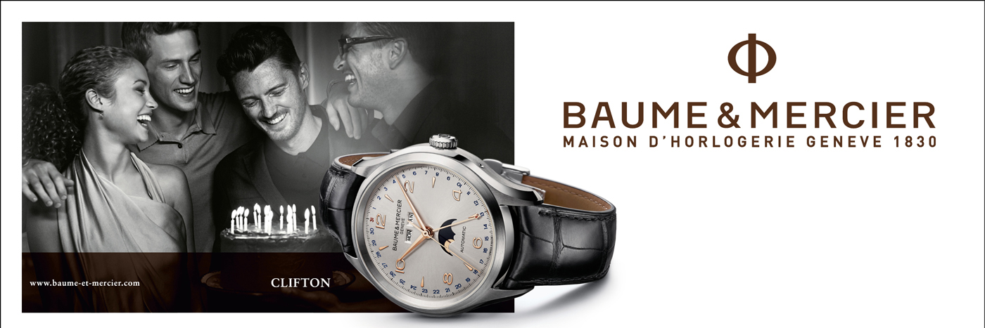 Baume and Mercier Watch Brand