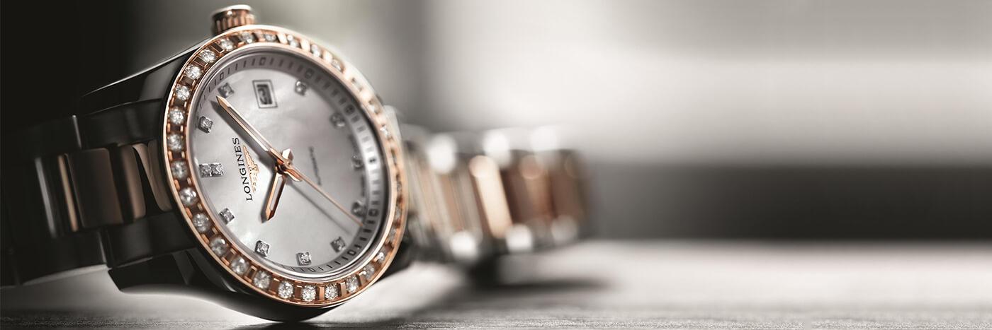 Longines Watch Brand