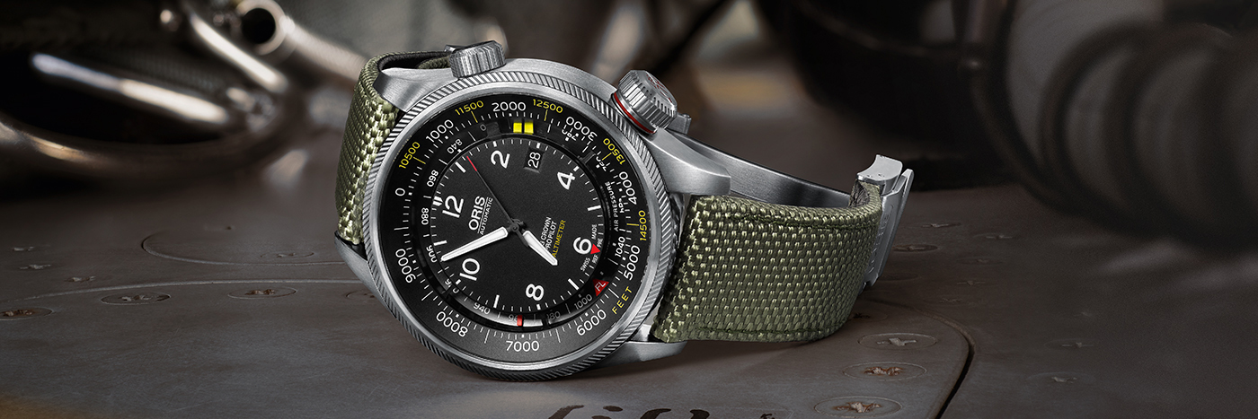 Oris Watch Brand