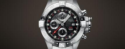 Titanium watches