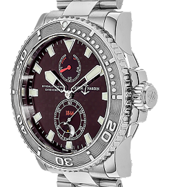 Certified Pre-Owned Ulysse Nardin Marine Diver Stainless Steel Automatic Watch