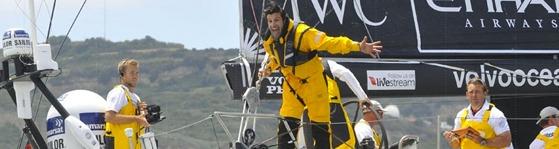 IWC Ambassador: The Volvo Ocean Race