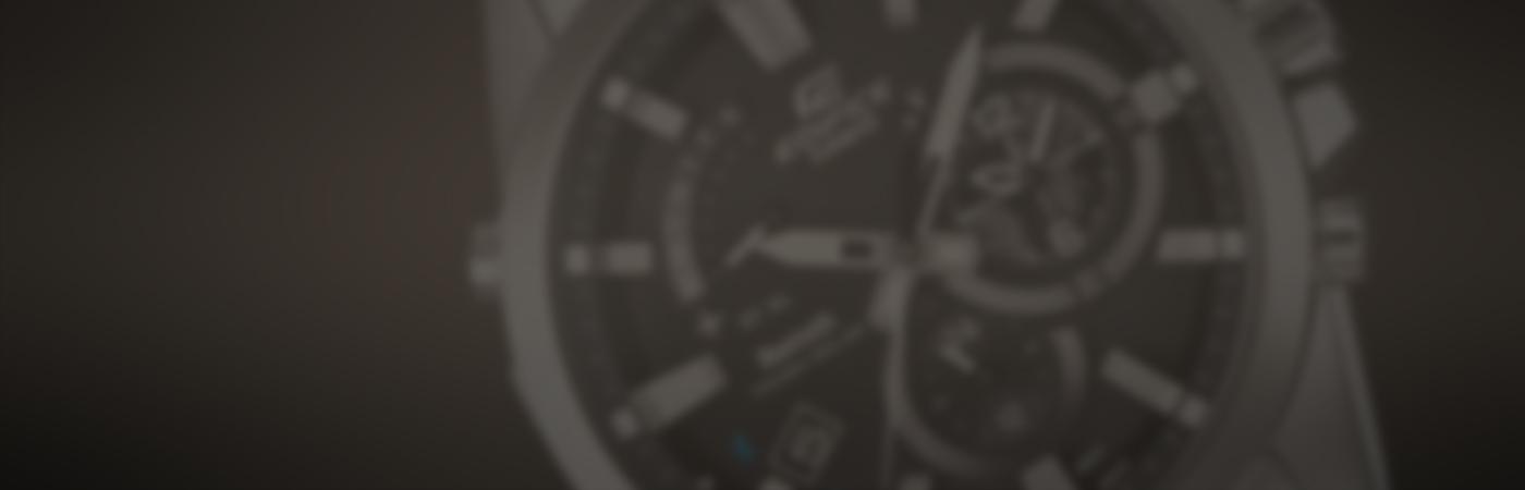 Edifice Watches