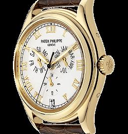 Certified Pre-Owned Patek Philippe Perpetual Calendar Watch