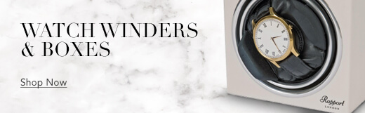 Watch Winders & Boxes