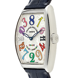 Certified Pre-Owned Franck Muller Cintree Curvex Watch