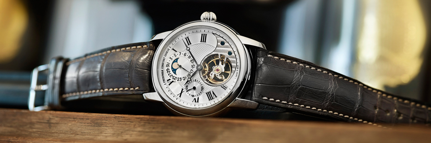 Frederique Constant Watch Brand