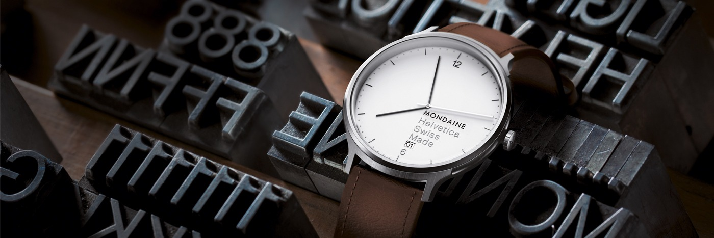 Mondaine Watch Brand