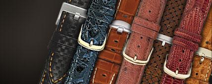 Watch straps