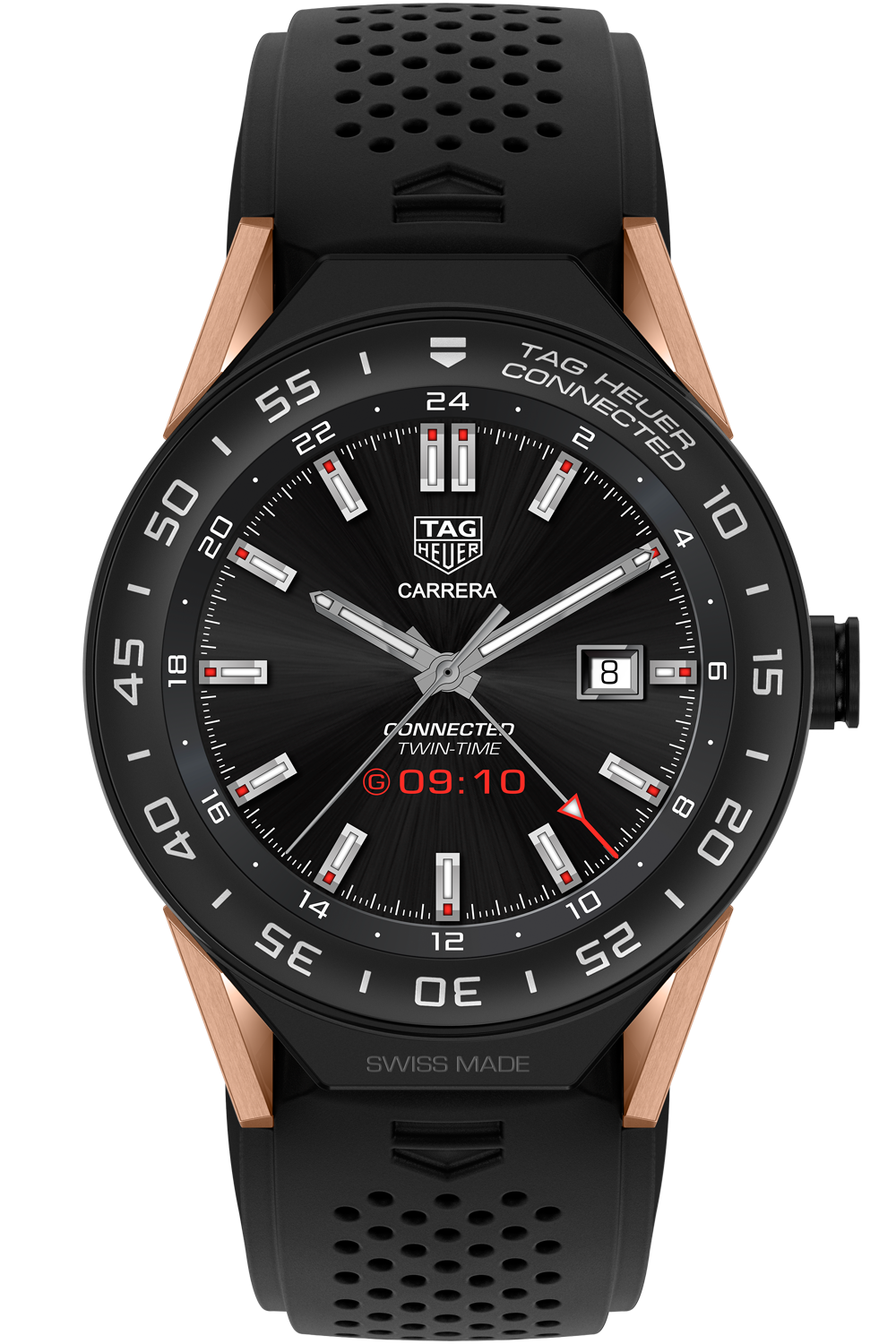 Tag heuer tag heuer connected modular bf8a801332ft6076 for The tag heuer connected modular