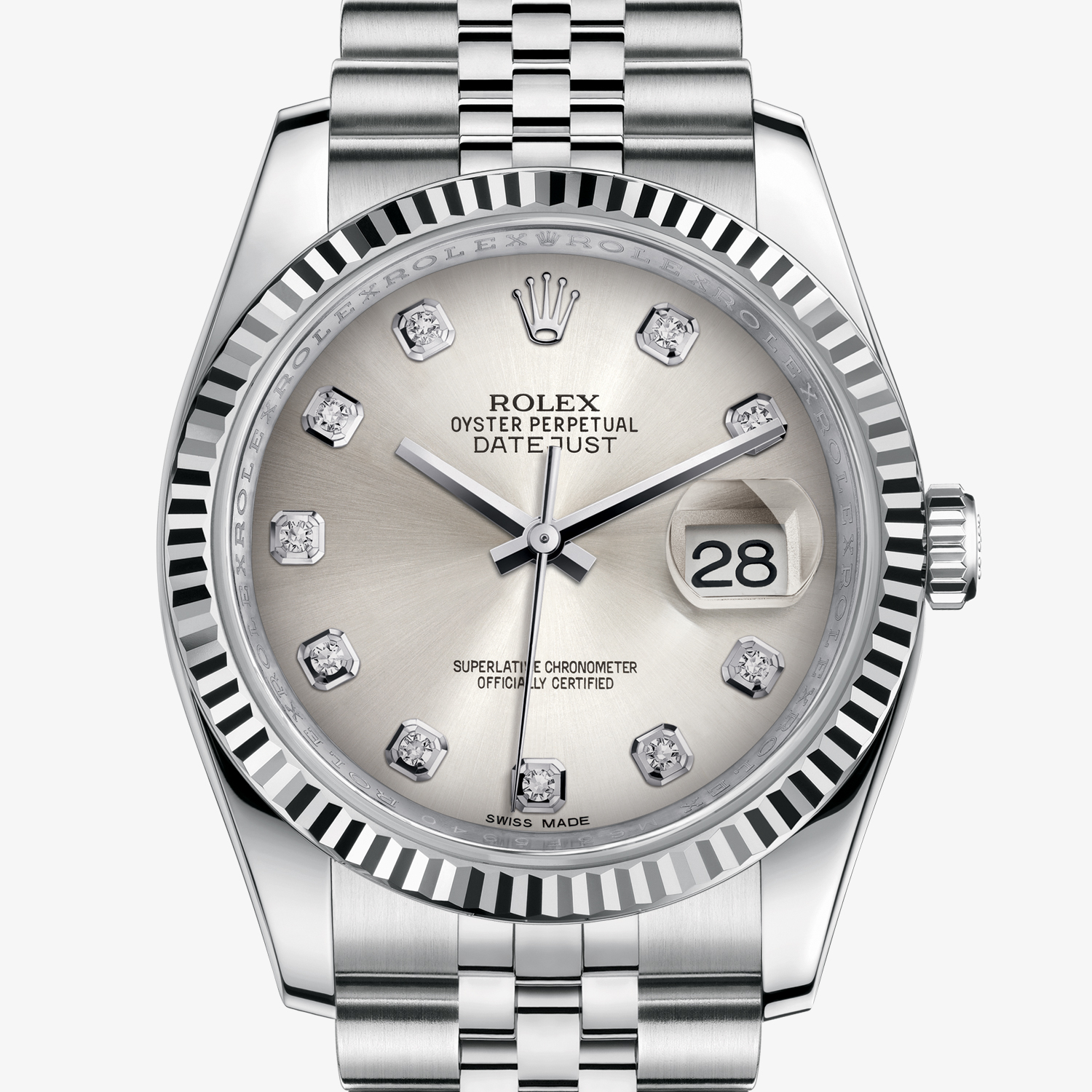 Rolex datejust 36 116234 0084 for Rolex date just 36